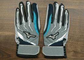 超限定品ミズノ プロ パワーアークイチロー限定モデルバッティング手袋 両手1EJEA06905