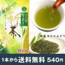 新茶予約【メール便送料無料】特撰ゆたかみどり40g 鹿児島茶 高級茶