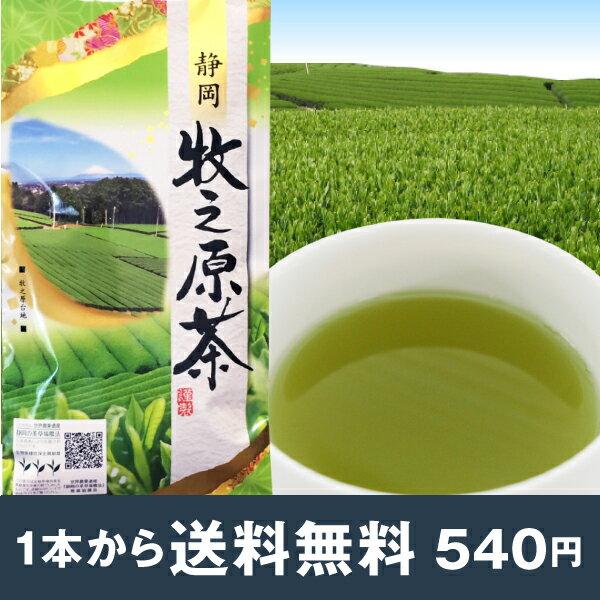 2018年度産 お茶 牧之原茶100g 静岡茶 煎茶 静岡の茶草場農法のお茶 冷茶 ポスト投函便送料無料