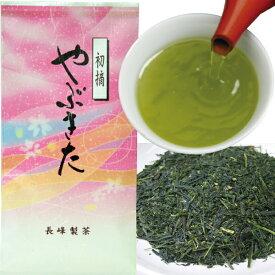 2021年度産 静岡茶 初摘やぶきた100g 初摘み やぶ北茶 お茶 煎茶 ポスト投函便送料無料