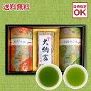 お歳暮 お年賀 お茶ギフトYA-05 高級茶2品種と大納言羊羹 送料無料