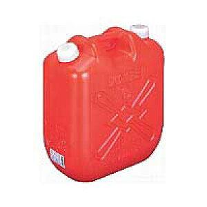 送料無料 【日本製 】 ポリタンク赤 20L (オイル缶)(北海道、沖縄¥1500別途送料必要)