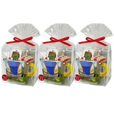 金鵄園・林檎はちみつ焙じ茶5P(新幹線)×3袋セット 【送料込】 / 美しい自然や風土に囲まれた長野県。信州産の食材・郷土食やお土産を、NAGANOマルシェでご紹介。