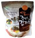 大容量! 韓国味付け刻み海苔 200g 1袋★砂糖不使用 韓国のり 味付のり フレーク 刻み海苔 便利 リピーター続出 ふりか…