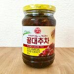 蜂蜜ナツメ茶(瓶入)