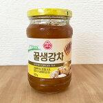 蜂蜜ショウガ茶(瓶入)