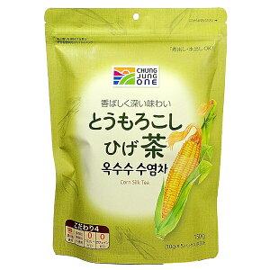 チョンジョンウォン とうもろこしひげ茶 150g 15袋 ★オクスススヨムチャ トウモロコシ とうもろこし コーン ヒゲ茶 ティーパック 水出し 煮出し 無農薬 化学肥料不使用 安全原料 玄米 アマド