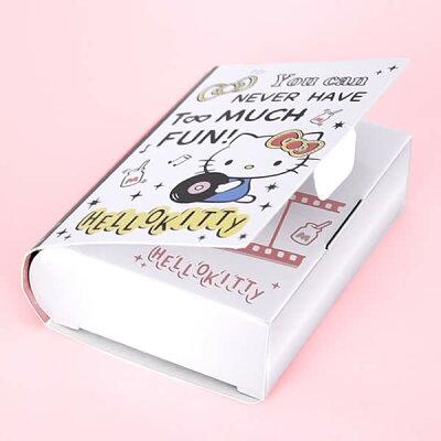 バレンタインハローキティカステラ個包装[子供小学生かわいいお菓子チョコチョコレートギフト]ミニブック[キャラクタープチギフトキティーちゃんおもしろおすすめ人気大量お土産卒園]VDFX