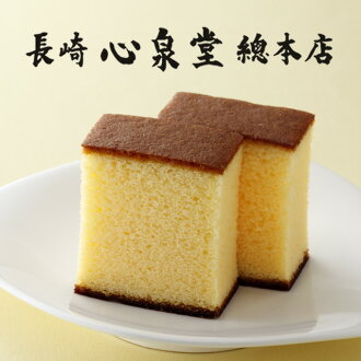 Premium cheese sponge cake 0.6 of Nagasaki mind springs ☆