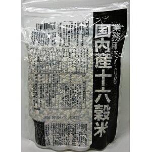 【送料無料】種商 国内産十六穀米 業務用 500g×10袋入