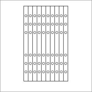 ASHFORD バイブルサイズシステム手帳用リフィル 補強シール