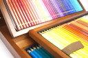CARAND'ACHE PABLO 油性 色鉛筆 パブロ 120色木箱セット