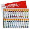 LIQUITEX acrylic paint soft type 71 color (72 books) set