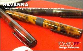 TOMBOW 디자인 컬렉션 Collection ZOOM HAVANNA 수성 볼펜 (잠자리)