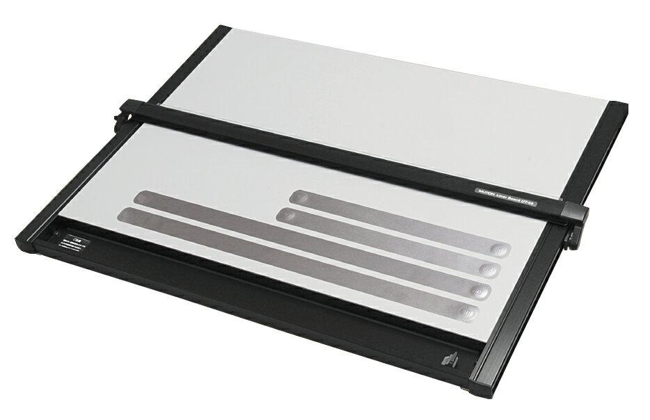 ムトー A2平行定規 ライナーボード UT-06 (MUTOH/ドラフター/製図板/一級/二級/建築士試験/受験用)