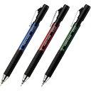 コクヨ シャープペン 鉛筆シャープ TypeM ラバーグリップ 0.7mm/0.9mm/1.3mm