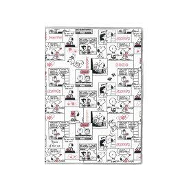 クツワ 家族手帳 2020年 B6薄型 マンスリー コミックホワイト 605SQF(スヌーピー)