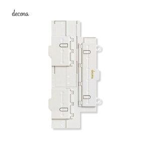 レイメイ decona デコナ システム手帳 リフィル A5サイズ用 6穴パンチ HAR494