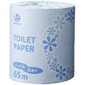 ジョインテックス 業務用トイレットペーパS65m*100個 N103J (衛生紙用品/トイレ用品 トイレットペーパー /トイレットペーパー)