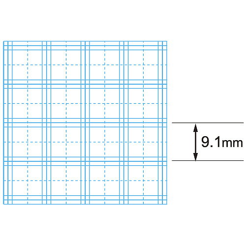 桜井 スター建築方眼紙 KA323 A3 50枚 (設計用紙/ノート・紙製品 /方眼紙、グラフ用紙)