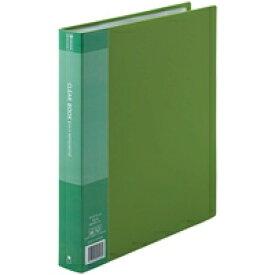 ジョインテックス クリアーブック60P A4S緑10冊 D049J-10GR (クリヤーファイル/事務用品 クリップ クリップボード/クリップボード)
