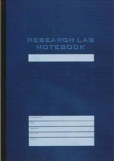 KOKUO 研究實驗室 (實驗筆記) A4 (SD) 標準 (國譽股份有限公司)