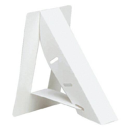 プラチナ万年筆 パネルスタンド 153×100mm 10枚入 紙(0.5mm厚)両面テープ付 AS-700BN (1パック(10枚入))
