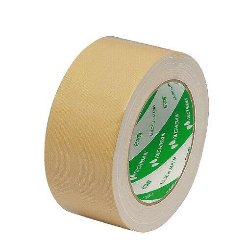 ニチバン 布粘着テープ No.121 50mm×25m 0.21mm厚 121-50 (1巻)