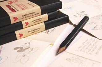 Moleskine Moleskine Disney notebook plain large Mickey plain