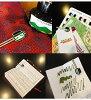 NAGASAWA Kobe ink story cloisonne tie Rokko-Cho, green original Rouge (Nagasawa/tie/tie pin/clip / cute / dress /Kobe INK story) 05P26Mar16