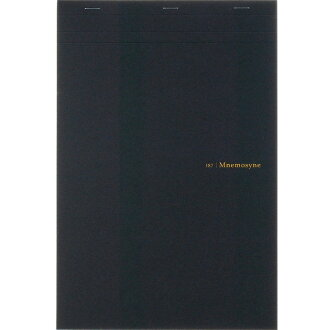 maruman Mnemosyne NOTE PAD ニーモシネ 5 mm squared ruled note pad A4 size ( maruman )