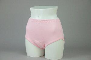 【おためし商品】クラビオン女性用失禁パンツ、尿漏れパンツ(尿漏れ軽度対応)ピンク色 1枚
