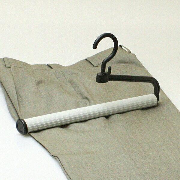 ハンガー ズボン用 スラックス プラスチック 極太リレースラックスハンガー 1本 HANGER c7lnh