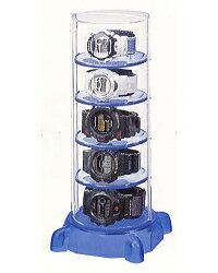 時計 ケース 時計 収納ケース 腕時計 ケース ウォッチケース コレクションケース ディスプレーケース【コレクタワー Gショック ブルー】