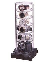 時計 ケース 時計 収納ケース 腕時計 ケース ウォッチケース コレクションケース ディスプレーケース【コレクタワー Gショック ブラック】