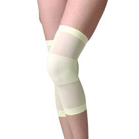 【ひざ用 2枚入】発熱あったかサポーター 美脚革命 男女兼用サポーター 膝 ひざ用
