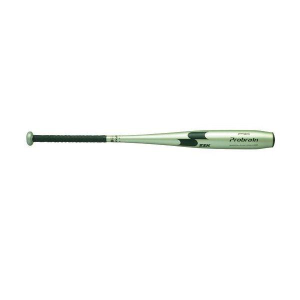 特価セール SSK 硬式金属バット パワービーク・プロブレイン PBK018350(ライトグリーン)83cm900g以上