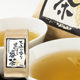 長田茶店 大山の香り 黒ぼく番茶 100g
