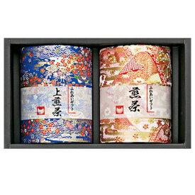 長田茶店 ふれあいギフト(煎茶100g・上煎茶100g)ES-30