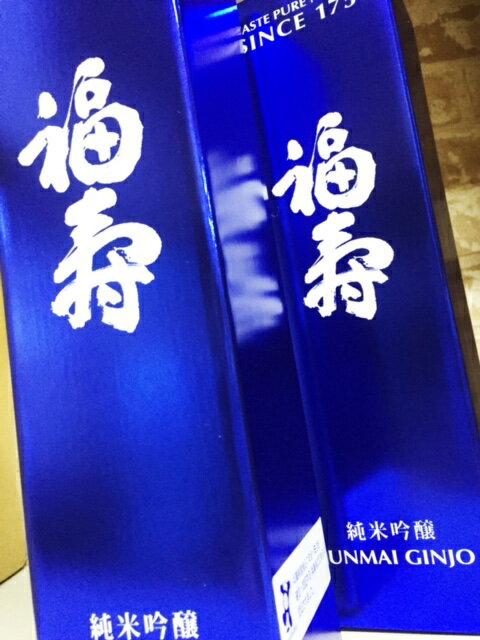 酒心館 福寿 純米吟醸 720ml※福寿専用ブルーカートン仕様