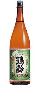 鶴齢本醸造1.8L