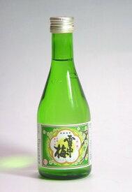 雪中梅普通酒300ml