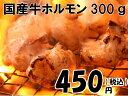 プリプリ新鮮!国産牛ホルモン 300g