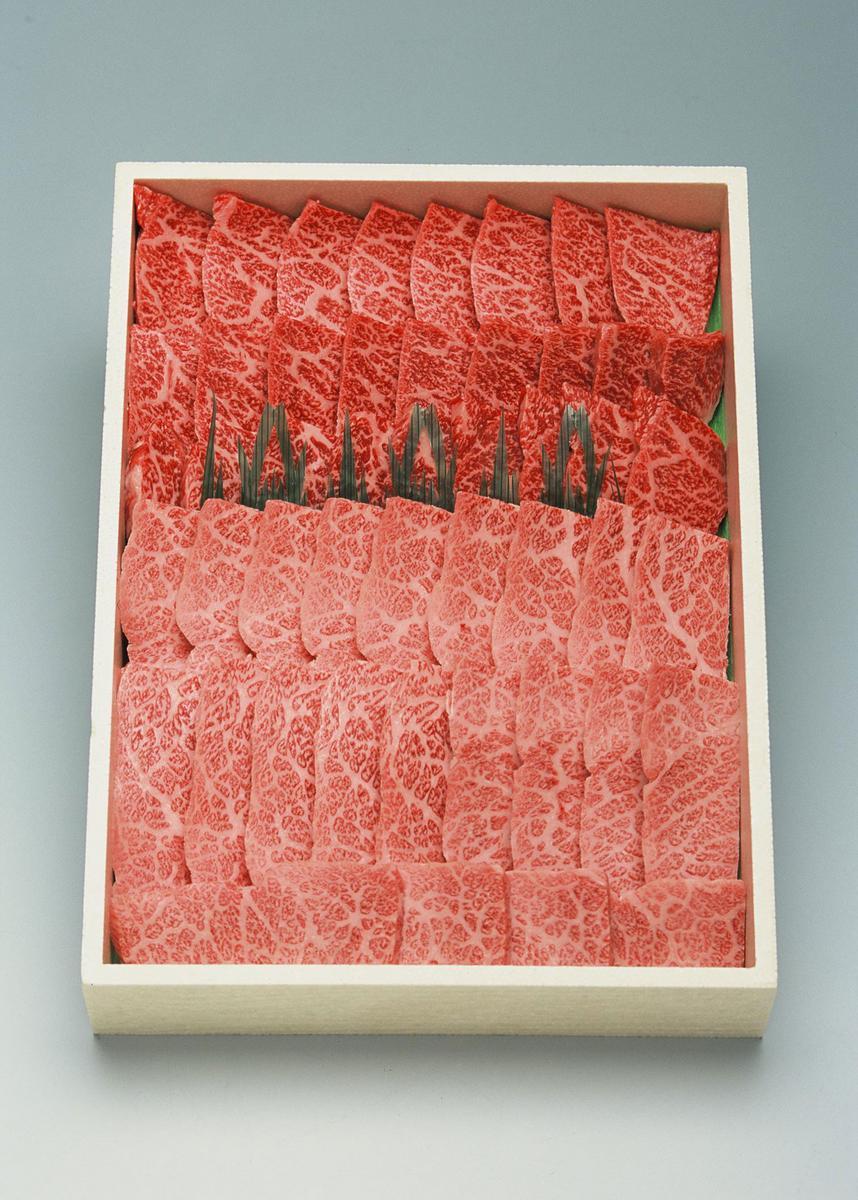 宮崎牛カルビー・モモ焼肉詰め合わせ 800g 【送料無料】(バーベキュー、牛肉、ギフト、お歳暮、お中元、父の日、誕生日プレゼント、グルメ、お祝い)