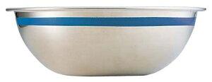 SA18−8カラーライン ボール 55cm ブルー 【食器 皿 スープ ボール サラダ デザート シリアル カフェ スタッキング厨房 業務用 調理器具 プロ 愛用 開業 開店 厨房用品 新品 楽天 販