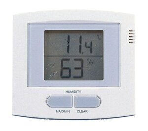 デジタル温湿度計 510H 【厨房用品 調理小物 温度計 湿度計 業務用 楽天 販売 通販】 [7-0585-0801 6-0557-0801 ]