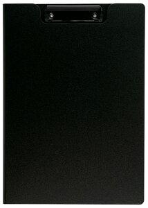 A4クリップファイル ブラック FB−2016 【インテリア 店舗備品 レジ周り 事務用品 業務用 楽天 販売 通販】 [7-2517-0801 6-2388-0601 ]