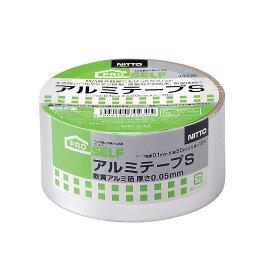 ニトムズ アルミテープS J3230 【インテリア 店舗備品 工具 安全用品 業務用 楽天 販売 通販】 [8-2559-1001 7-2523-1001]