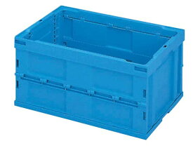 セキスイ 折りたたみ式 コンテナー ブルー OC−30L−B 0235-02 【厨房用品 バスボックス・コンテナー類 業務用 特価 格安 新品 楽天 販売 通販】