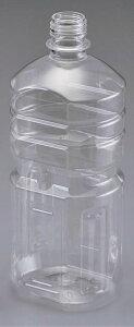 食品用 PETボトル(蓋無)1000cc 1L−SG 【厨房用品 調理小物 業務用 特価 格安 新品 楽天 販売 通販】 [0414-20]